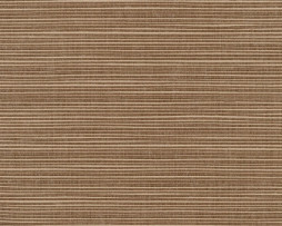 Sunbrella Dupione Walnut 8017 - drapery fabric for outdoor grommet curtains and upholstery