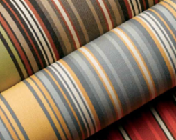 Sunbrella Marine Canvas - Stripe - 60""