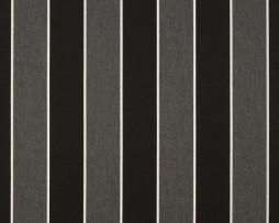 Sunbrella Canvas Peyton Granite Stripe 56075-0000 outdoor drapery fabric