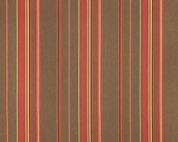 Sunbrella Canvas Stanton Brownstone Stripe 58003-0000 outdoor drapery fabric
