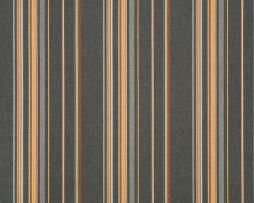 Sunbrella Canvas Stanton Greystone Stripe 58002-0000 outdoor curtain fabric