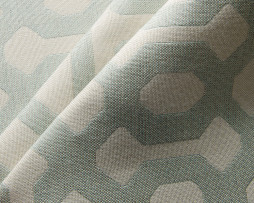 Sunbrella Fretwork Mist 45991-0000 Outdoor Fabric